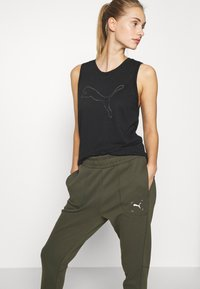 Puma - NU-TILITY PANTS - Pantaloni sportivi - forest night - 3
