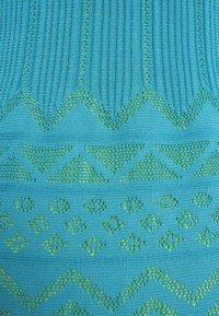 M Missoni - ABITO - Gebreide jurk - mottled teal - 2