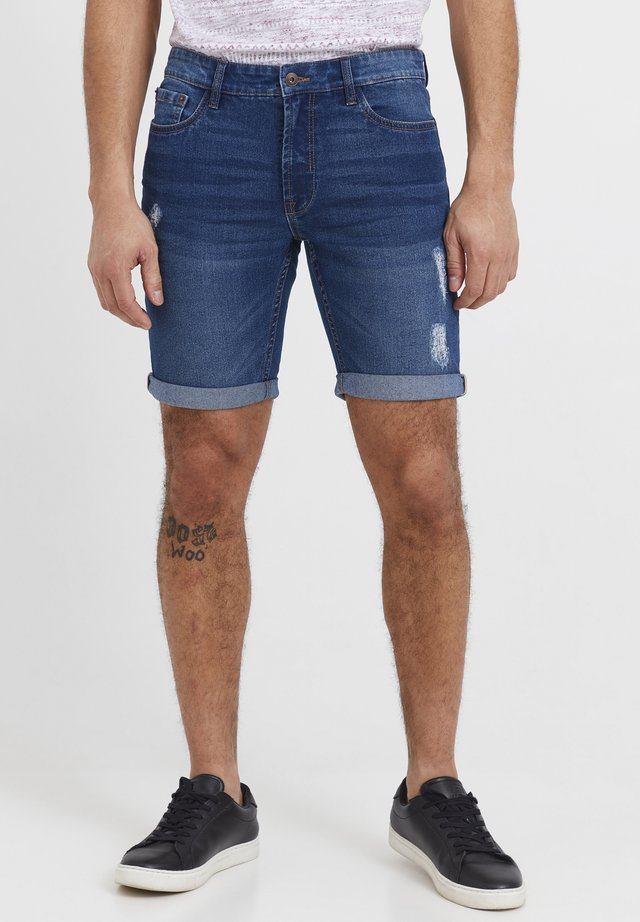 Shorts di jeans - middle blue denim