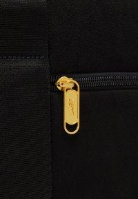 Reebok Classic - HOTEL GRIP UNISEX - Sportovní taška - black - 4