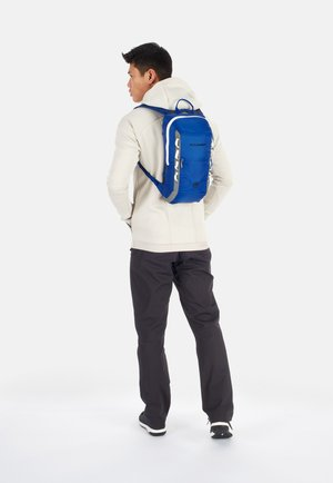 NEON LIGHT - Hiking rucksack - blue