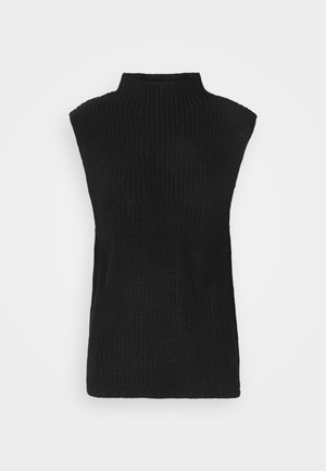 JDYJUSTY HIGH NECK - Top - black