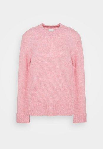 JULITA - Svetr - candy pink