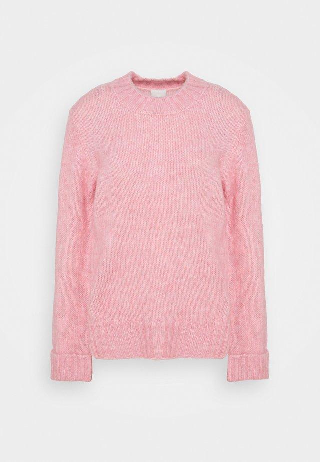 JULITA - Sweter - candy pink