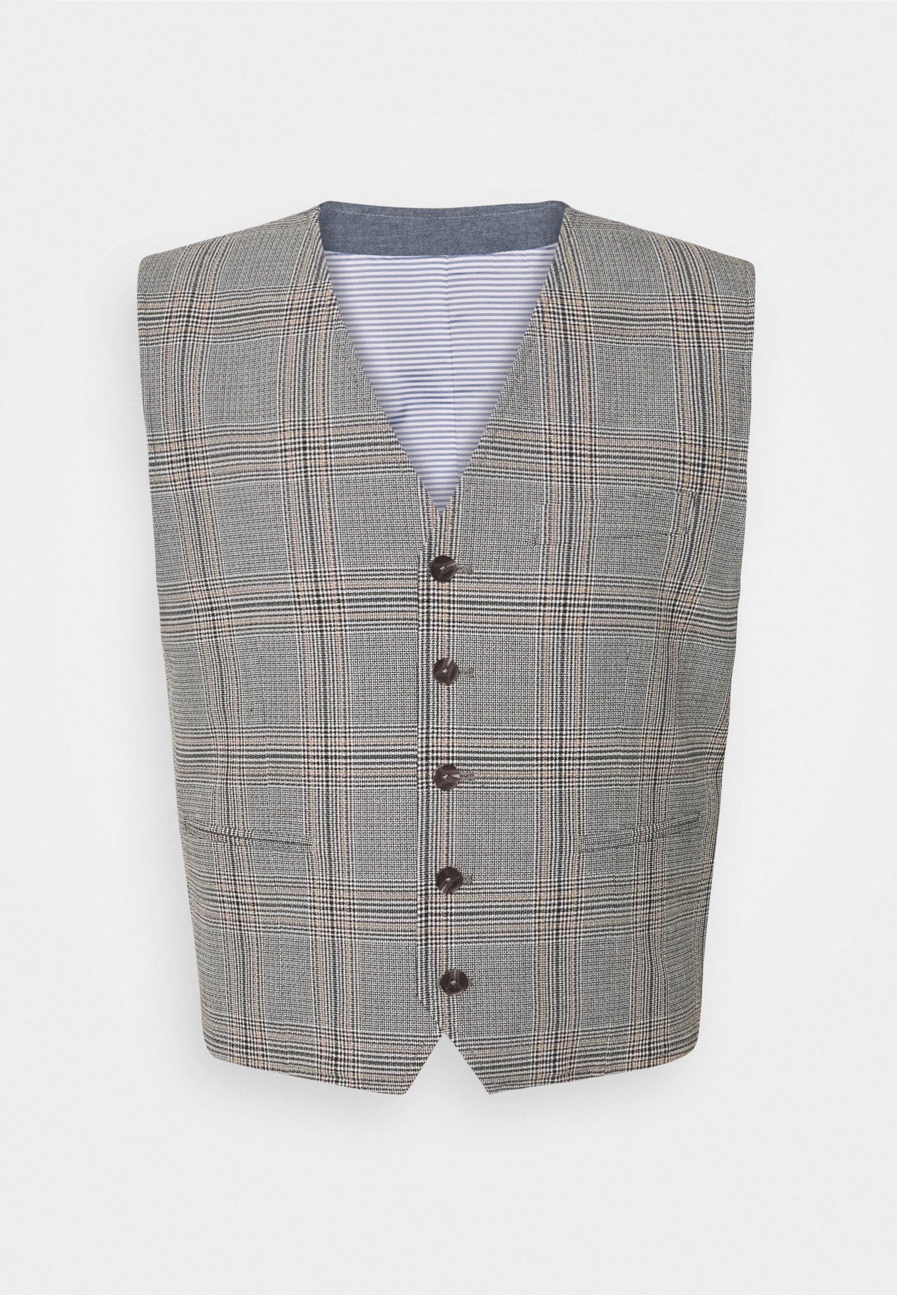 Men JPRSTUART WAISTCOAT - Suit waistcoat