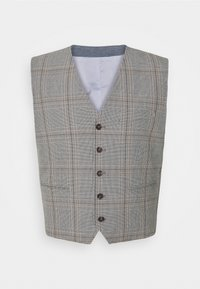 Jack & Jones PREMIUM - JPRSTUART WAISTCOAT - Vesta do obleku - black - 0