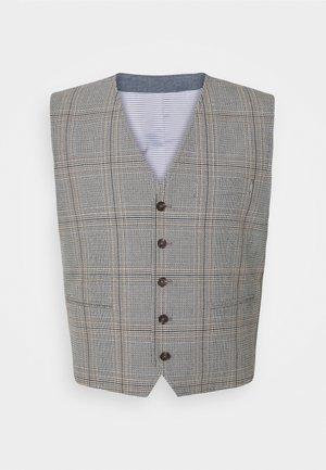 JPRSTUART WAISTCOAT - Suit waistcoat - black