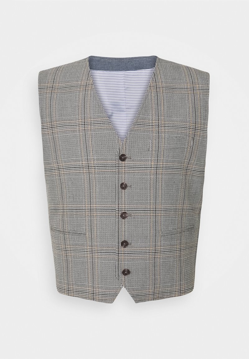 Jack & Jones PREMIUM - JPRSTUART WAISTCOAT - Vesta do obleku - black
