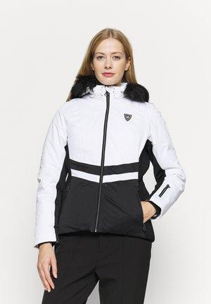 BEJEWEL JACKET - Ski jas - white
