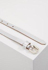 Vanzetti - Belt - silber metallic - 3