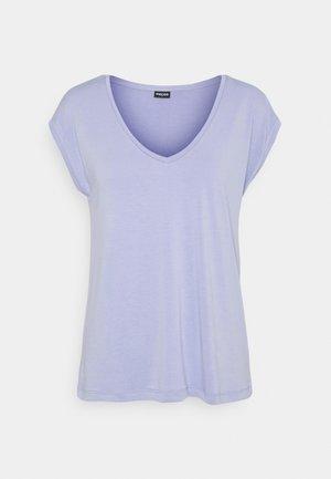 PCKAMALA TEE NOOS BC - Basic T-shirt - pale iris
