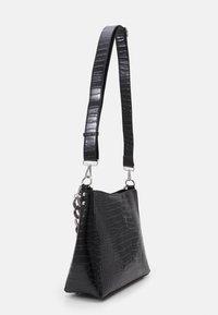 HVISK - AMBLE CROCO - Handbag - black - 2