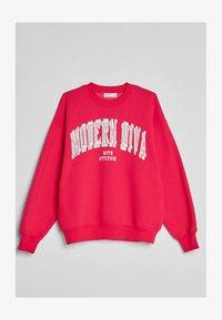 Bershka - Sweatshirt - pink - 4