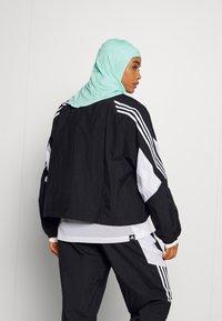adidas Performance - HIJAB SET - Headscarf - clear mint - 2