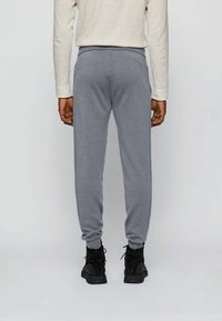 BOSS - KALLIO - Tracksuit bottoms - grey - 2