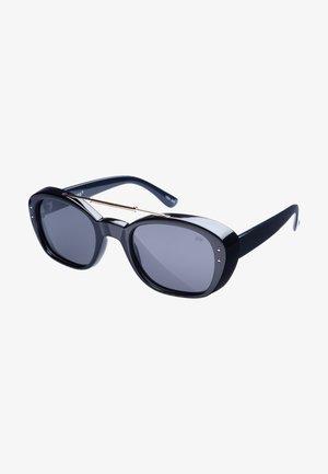 SUNHEROES SPUTNIK - Sluneční brýle - black/gold