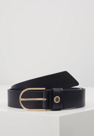 CLASSIC BELT - Belt - blue
