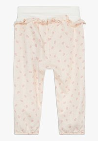 Sanetta fiftyseven - BABY  - Trousers - seashell rose - 1