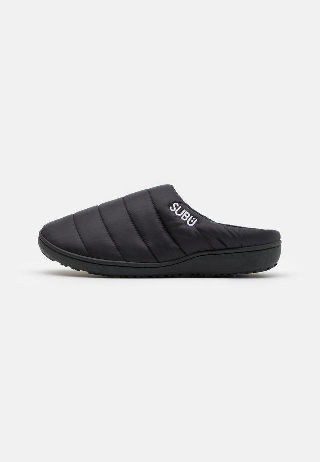 UNISEX - Clogs - black