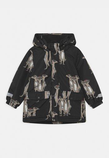 MINI UNISEX - Winter jacket - off black