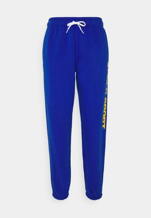 ANKLE PANT - Tracksuit bottoms - sapphire star