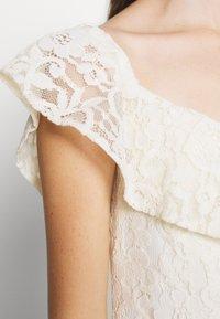 Lauren Ralph Lauren - LONG GOWN - Occasion wear - ivory - 5