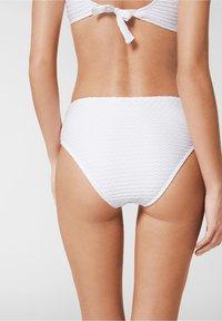 Calzedonia - ELENA - Bikini bottoms - weiß - 178c - 3d bianco - 1