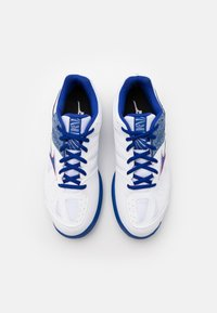 Mizuno - BREAK SHOT 2 CC - Tennissko til grusbane - reflex blue/white/diva pink - 3