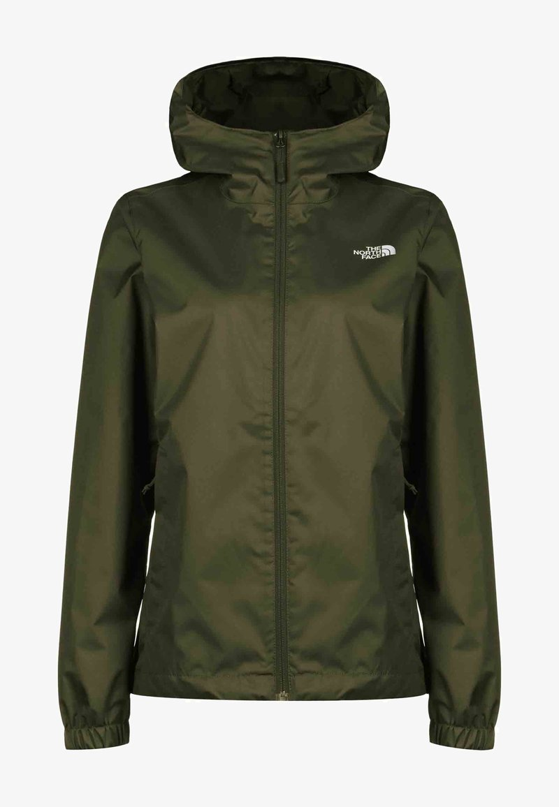 The North Face - Waterproof jacket - new taupe green white