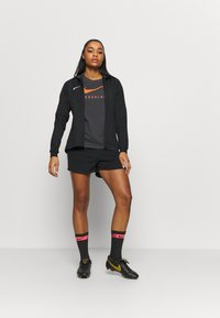Nike Performance - NIEDERLANDE KNVB TEE GROUND - National team wear - anthracite - 1