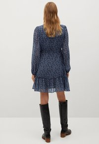 Mango - PASLY - Day dress - blau - 2