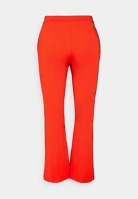 Pinko - GAIO PANTALONE PUNTO - Trousers - red - 1