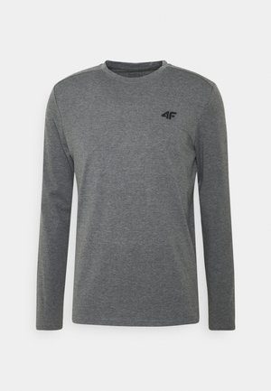 Men's long sleeve - Maglietta a manica lunga - grey