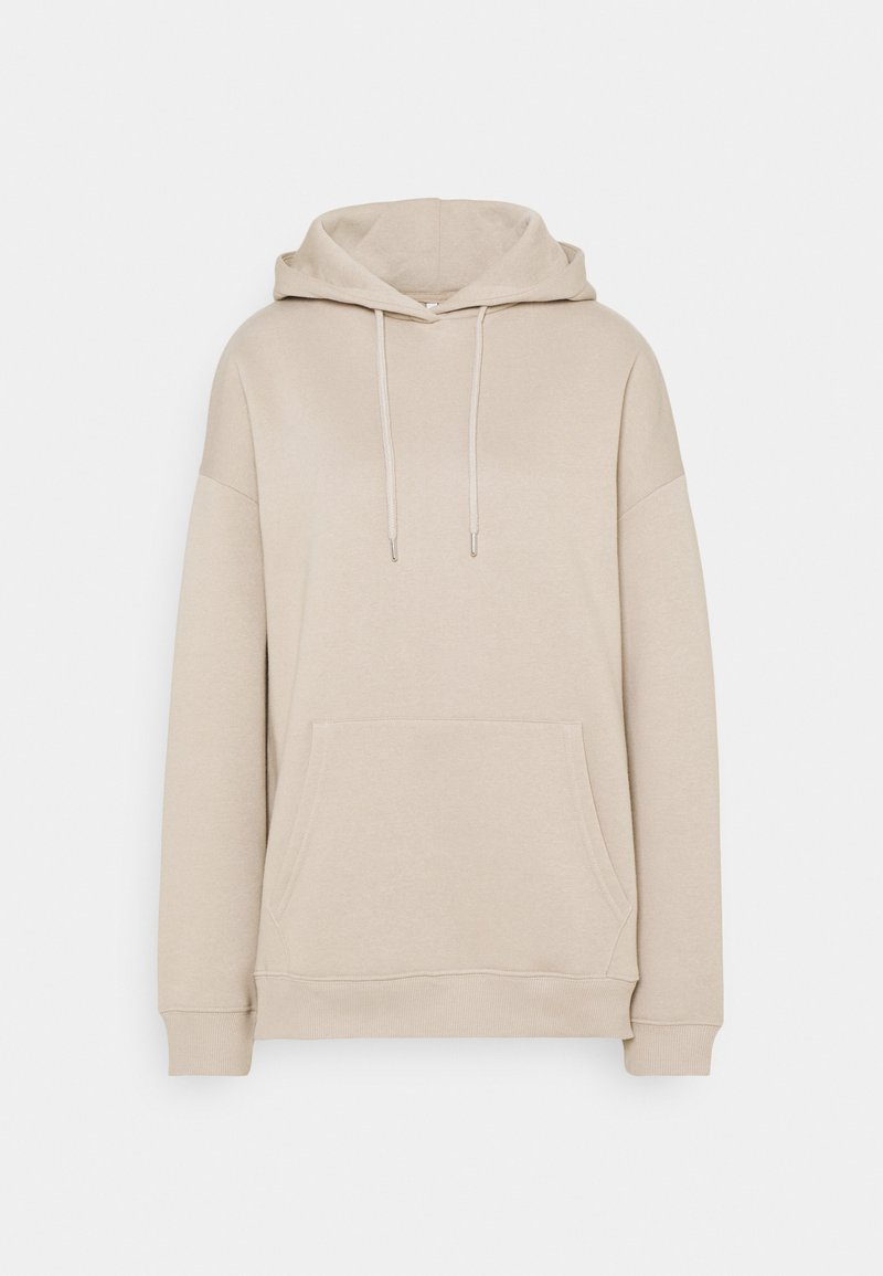Nly by Nelly - OVERSIZED HOODIE - Hoodie - greige