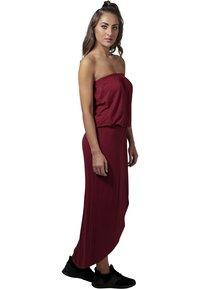 Urban Classics - Maxi dress - burgundy - 2