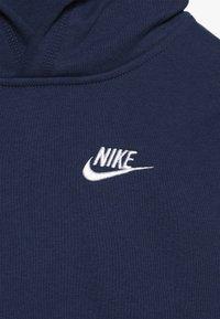 Nike Sportswear - HOODIE CLUB - Mikina skapucí - midnight navy - 4