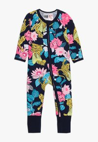 Bonds - ZIP WONDERSUIT BABY - Overall / Jumpsuit /Buksedragter - navy - 0