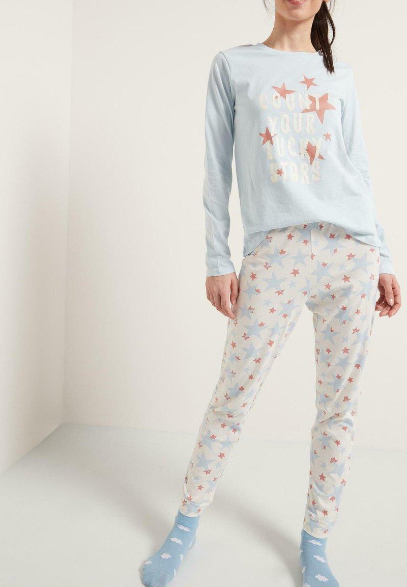 Tezenis - Pyjamas - new polvere st.lucky stars