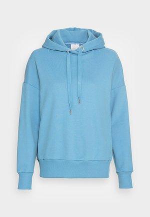ORGANIC FELPA HOODIE - Sweatshirt - parisian blue
