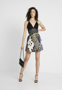 River Island - Mini skirt - multicoloured - 1
