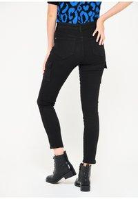 LolaLiza - Slim fit jeans - black - 2