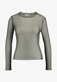 Moves - MARKHILD  - Long sleeved top - green army - 4
