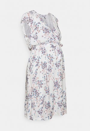 AZILYS - Day dress - white /blue
