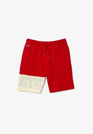 GH0521 - Sports shorts - rouge / beige