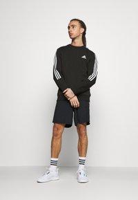 adidas Performance - CUT - Felpa - black/white - 1