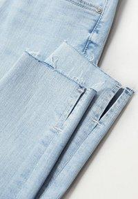Mango - ISA - Jeans Skinny Fit - lichtblauw - 5