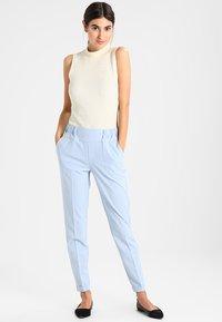 Kaffe - NANCI JILLIAN - Trousers - kentucky blue - 1