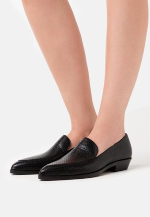 JANELL - Slipper - black