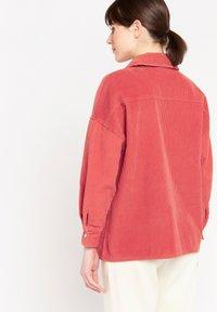 LolaLiza - Button-down blouse - fuchsia - 2