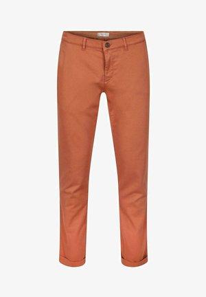 TOMTROUSER - Bukse - orange